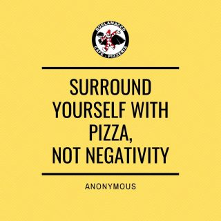 No room for negativity and bad vibes during this unprecedented times. Head over to Burlamacco Cafe-Pizzeria and load up with tons of good vibes and everything nice!