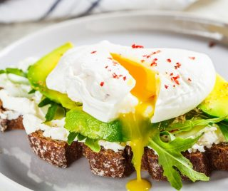 Say hello to our Avocado Toast with Feta Cheese & Poached Eggs - and include them in your brunch plans ASAP!  Head on over to our East Coast branch. Brunch is from 8am to 4pm from Tuesday to Sunday.